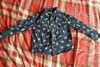 boys christmas shirt 18-24 months