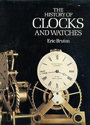 History of Antique Clocks Watches - Evolution Development Types / In-Depth Book