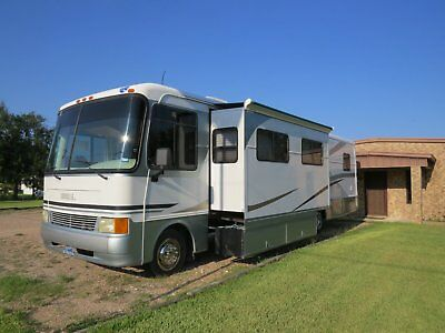 2003 HOLIDAY RAMBLER ADMIRAL SE 36' Motor Home RV Excellent Used Cond. 89K Miles