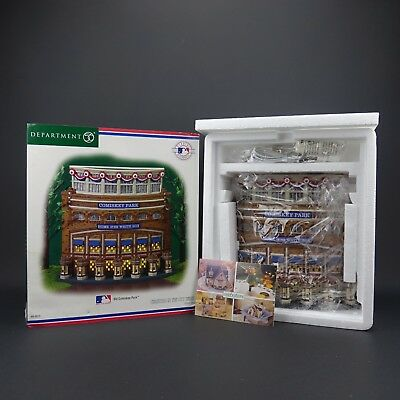 Old Comiskey Park Department 56 - Christmas In The City Series 56.59215