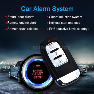 Smart Key EASYGUARD PKE Passive Keyless Entry Car Alarm  Security System M3Q5
