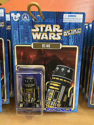 Disney Parks Star Wars Day May The 4th Fourth Be With You R5-M4 Droid Factory