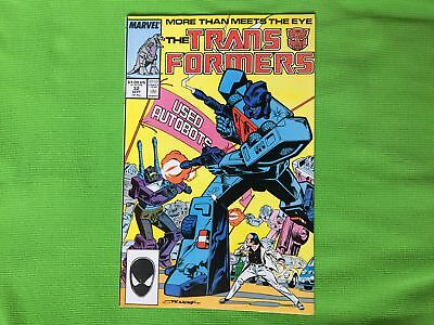 The Transformers #32 (Sep 1987, Marvel)