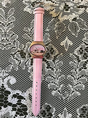Keith Kimberlin Girls Pink Watch