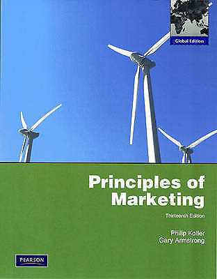 Principles of Marketing by Gary Armstrong, Philip Kotler (Paperback, 2009)