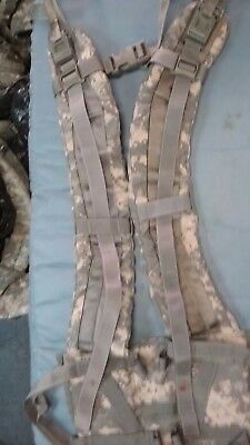 2 Molle ll enhanced Shoulder Straps ,in great condition