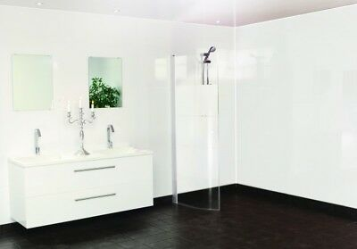 PVC Economy Bathroom Panel - Waterproof Bathroom Panel - No grout