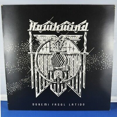 Hawkwind - Doremi Fasol Latido - Uk Press Uag29364