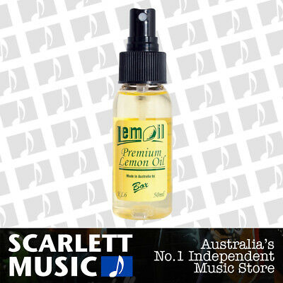 LEMOIL by Kwik Fret Lemon Oil. Fretboard & Instrument Cleaner KL6 Kwikfret