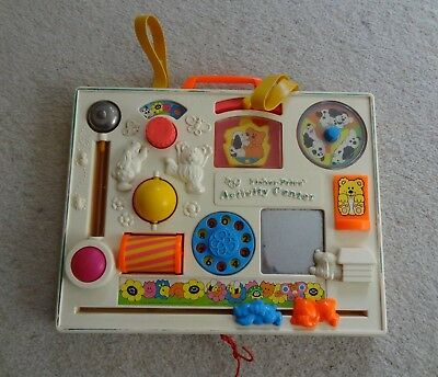 Fisher Price Baby's Activity Centre