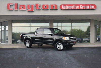 2004 Toyota Tundra DoubleCab V8 SR5 4WD 2004 Toyota Tundra Double Cab 4.7L V8 4WD T/B Replaced Only 32k Miles!