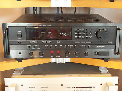 CARVER HR-895, HR895 Receiver, FAULTY (will assist with freight arrangements)