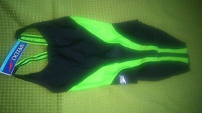 Maillot.de Bains. Speedo. Neuf. .dos Nageur.dispose.taille.10 Ans.