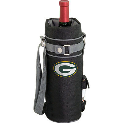 Picnic Time Green Bay Packers Wine Sack - Green Bay Outdoor Accessorie NEW