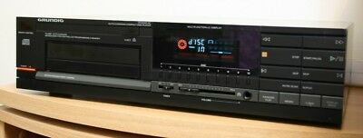 Grundig CD 8300 AC  CD-Player / Wechsler  int. shipping & paypal available