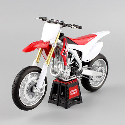 1:12 scale Honda CRF250L Enduro Motocross Motorcycle Diecast model dirt bike toy