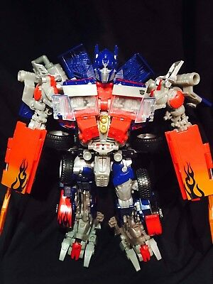 transformers revenge of the fallen Optimus Prime Leader Class