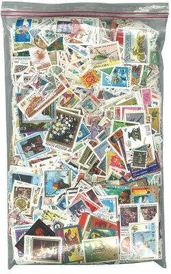 Worldwide – 10000 Different Stamps [42056] + Free Gift
