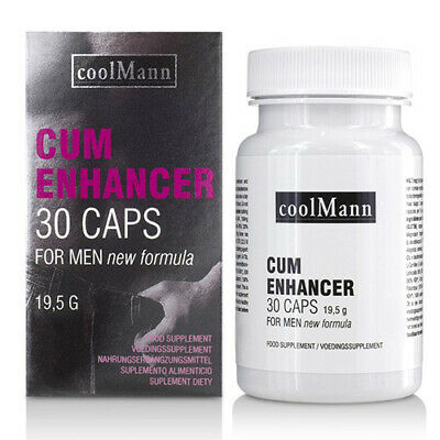 CoolMann Cum Enhancer (30 caps)