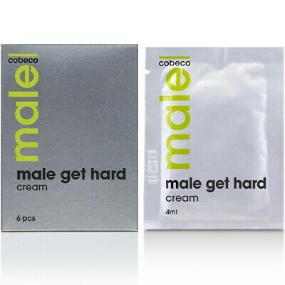 MALE Get Hard Cream (6 sachets)