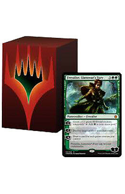 Guided by Nature Commander Anthology deck plus life counter -Magic the Gathering