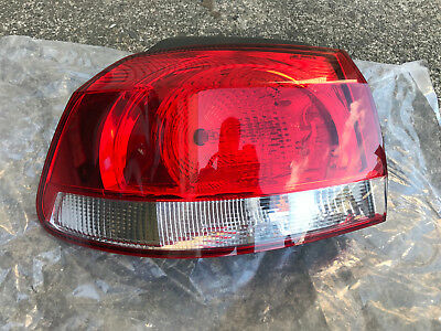 New Genuine Vw Volkswagen Lhr Left Rear Tail Light Tailight Brake Back 2008 12