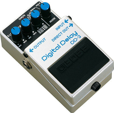 Pedale Boss DD3 Digital Delay Nuovo!!!