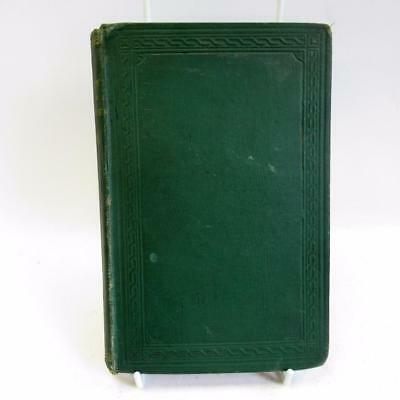 The Lady Of The Lake by Sir Walter Scott with Life & Note - W & R Chambers 1897