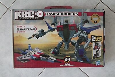 Kreo Transformer Starscream