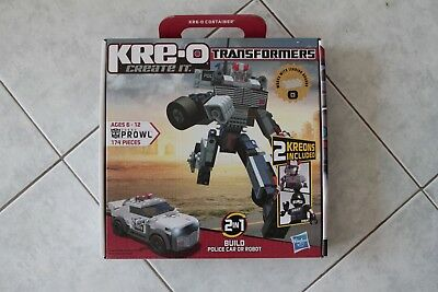 Kreo Transformer Prowl
