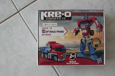 Kreo Transformer Optimus Prime