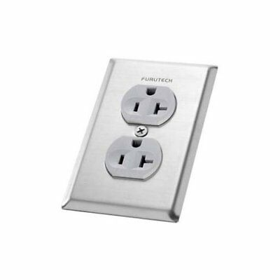 Official FURUTECH OUTLET COVER 102-D Japan new.