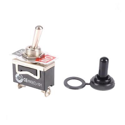SPST On Off Toggle Switch Car Automotive Circuit Control High Quality