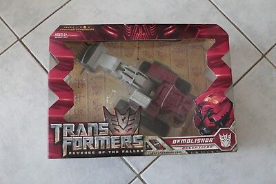 Hasbro Transformers Revenge of the Fallen - Demolishor Voyager Class