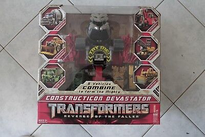 Transformers 2 Revenge of the Fallen - Construction Devastator