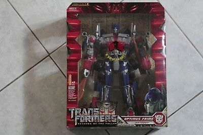Transformers Revenge of the Fallen - Optimus Prime Leader Class