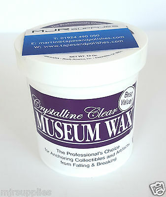 Quakehold  Museum Wax 13oz jar
