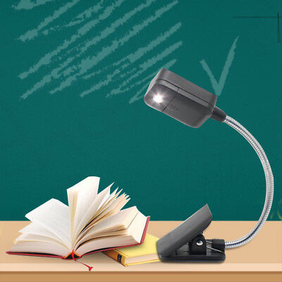 Flexible Clip On Led Reading Light Lamp For Kindle, Books, Music, Kobo, Nook