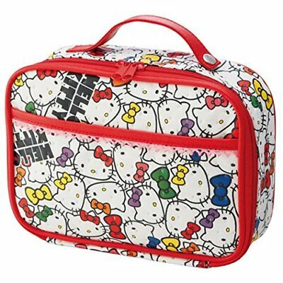 New Hello Kitty (face) non-woven fabric diaper pouch baby Japan new.
