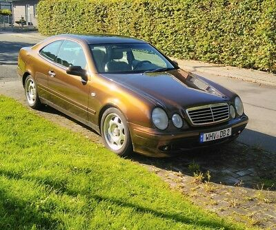Mercedes CLK 200 w208 Coupe