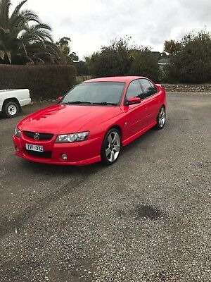 Holden Commodore Manual 2005 VZ SV6 VGC  may suit vt vx vy buyers