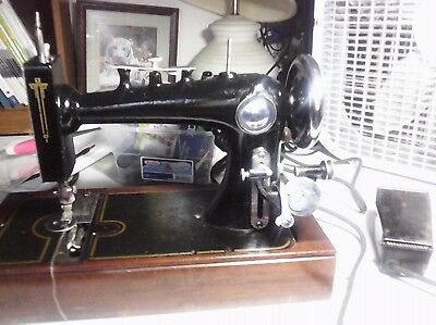 National sewing machine electric powered