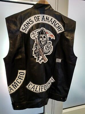 Sons of Anarchy Weste Kutte