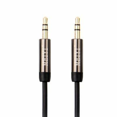 Male 3.5mm Stereo Cable Audio AUX Auxiliary Cord RCA Plug Car PC Extension 5mm