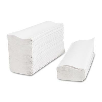 """Special Buy Multifold Towels 9-2/5""""x-1/4"""" 250SH/PK White MLTWH"""