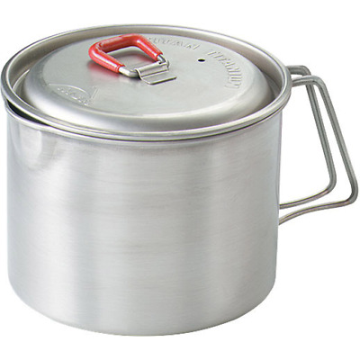 MSR Titan Kettle - Lightweight Camping Cookware Expedition