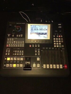 Panasonic AG-HMX100P Multi-Format HD/SD/3D Digital A/V Mixer Switcher