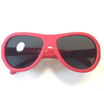 Red Babiators Toddler / Baby Sunglasses 0-3 Gently Used