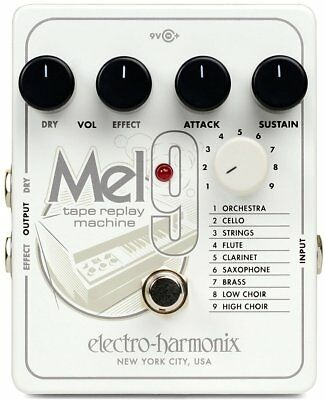 MEL9 Tape Replay Machine, ELECTRO HARMONIX,