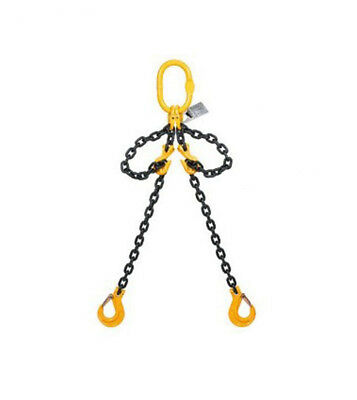 8mm Two Leg Lifting Chain